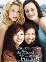 4 filles et un jean 2 (The Sisterhood Of The Traveling Pants 2)