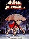 Adieu, je reste (The Goodbye girl)