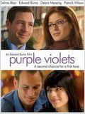Just You (Purple Violets)