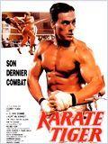 Karate Tiger - Le Tigre Rouge