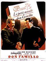 Le Petit monde de Don Camillo  film complet