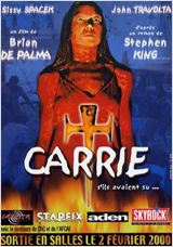 Carrie au bal du diable en streaming
