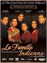 affiche film La Famille indienne
