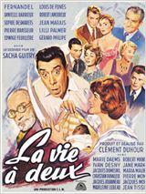 Une Vie à deux (1958) affiche