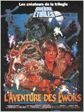 L'Aventure des Ewoks : la caravane de courage affiche