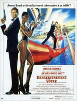 James Bond 14 - Dangereusement Vôtre affiche