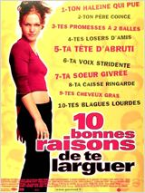 10 bonnes raisons de te larguer streaming