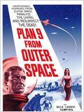 Plan 9 from Outer Space affiche
