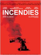 Incendies affiche