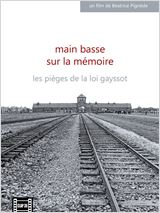 Main basse sur la m&#233;moire, les pi&#232;ges de la loi Gayssot