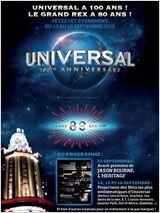 Stream 100 ans Universal - Pass 4 jours