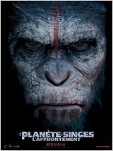 Stream La Planète des singes : l'affrontement