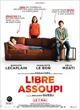Libre et assoupi en streaming