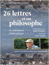 Stream 26 lettres et un philosophe
