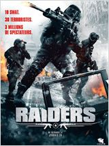 Raiders en streaming
