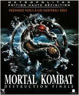 Télécharger Mortal Kombat, destruction finale Dvdrip fr