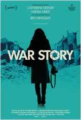 Regarder War Story en streaming
