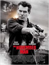 The november man en streaming