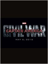 Captain America: Civil War - film 2016 cover