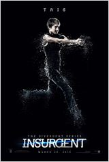 Divergente 2: L'insurrection 2015 poster