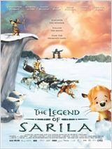 La Légende de Sarila affiche