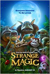 Regarder film Strange Magic