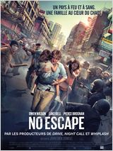 No Escape affiche
