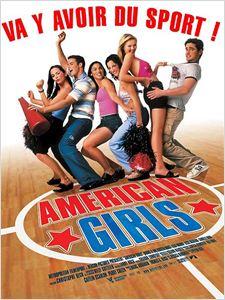 American girls affiche
