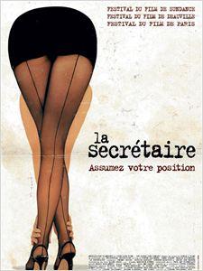 La secrétaire affiche