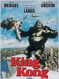 King Kong 1976 affiche