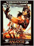 Kalidor : la légende du talisman affiche