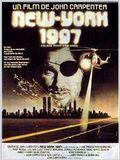 New York 1997 affiche
