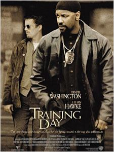 Training Day affiche