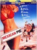 Mexican pie affiche