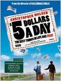 Five Dollars a Day (  $5 a Day  ) affiche
