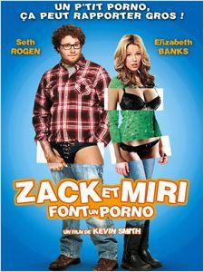 Zack & Miri font un porno affiche