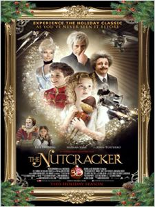 Casse-Noisette (  The Nutcracker in 3D ) affiche