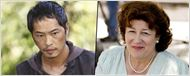 "Ken Leung et Margo Martindale dans ""Person Of Interest"""