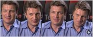 Interview : Nathan Fillion, le h&#233;ros de &quot;Castle&quot; au micro ! [VIDEO]