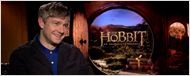 &quot;Le Hobbit&quot; : les acteurs au micro ! [VIDEO]