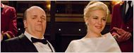 Toby Jones en Hitchcock et Sienna Miller en Tippi Hedren au Festival du film britannique de Dinard