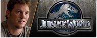 """Jurassic World"" : la star des ""Gardiens de la Galaxie"" face aux dinos ?"