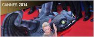 Cannes 2014 - Un dragon, un mateur et des farceurs... Les tapis rouges du 16 mai