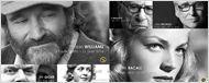 La vidéo hommage aux stars disparues en 2014 : Robin Williams, Lauren Bacall...