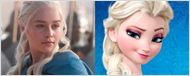 Les stars de Game of Thrones version... Disney !