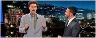 On a retrouvé Borat sur le plateau de Jimmy Kimmel !