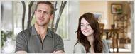 Ryan Gosling et Emma Stone délicieusement rétro sur la première image de La La Land