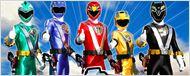 Power Rangers : première photo des héros rassemblés