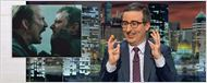 La carrière Nicolas Cage devient une blague dans l'émission Last Week Tonight
