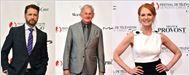 Monte-Carlo 2016 : Jason Priestley, Victor Garber, Marg Helgenberger, les stars se bousculent sur le tapis rouge